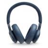 Наушники JBL Live 650BTNC, синие, купить за 6 930руб.