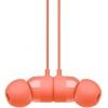 Beats urBeats 3 (MUHV2EE/A), оранжевые, купить за 4 080руб.