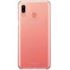 Чехол для смартфона Samsung для Samsung A20 Gradation Cover, розовый, купить за 735руб.