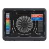 Подставка для ноутбука STM ICEPAD IP11, черная, купить за 1 165руб.
