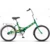 """Велосипед STELS Pilot-410 20"""" Z011*LU086913*LU076892 *13.5"""" 2018 Зеленый/желтый, купить за 5 430руб."""