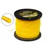 Леска для газонокосилок Rezer General (2 мм x 378 м, круг, 03.007.00042), жёлтая, купить за 810руб.