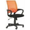 Кресло офисное Chairman 696 TW оранжевый 7013172, купить за 3 775руб.