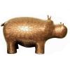 Пуф Мебель Импэкс Leset Бегемот (3539) Медный, купить за 5 085руб.