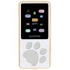 Медиаплеер Hi-Fi Flash Digma S4 8Gb  белый/оранжевый, купить за 1 890руб.
