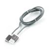 Gembird USB 2.0 Cablexpert 1м (CCB-mUSBgy1m) тёмно-серый металлик, купить за 560руб.
