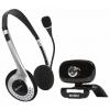 Web-камера SVEN IC-H3300 Black (640x480, USB,  с  гарнитурой), купить за 595руб.