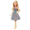 Кукла Barbie Игра с модой FBR37(DVX68), 29см, купить за 975руб.