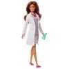 Куклу Barbie Кем быть DVF50 (FJB09) лаборант, 29см, купить за 715руб.