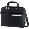 Сумку для ноутбука Hama Sydney (00101934), черный/бежевый, купить за 1200руб.