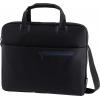Сумку для ноутбука Hama Sydney (00101931), черный/синий, купить за 1300руб.