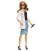 Куклу Barbie из серии Кем быть DVF50, FMT48 окулист, купить за 995руб.