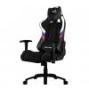 Компьютерное кресло Aerocool AERO 1 Alpha RUS ,  black/триколор, купить за 14 297руб.