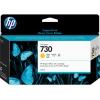 Картридж для принтера HP 730, желтый, купить за 7320руб.