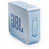Портативная акустика JBL Go 2 CYAN, купить за 1 685руб.