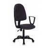 Компьютерное кресло Бюрократ CH-1300N/BLACK  Престиж, черный, купить за 2 090руб.