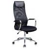 Кресло офисное Бюрократ KB-9N/BLACK черный TW-01 TW-11 сетка крестовина хром, купить за 6 290руб.