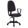 Компьютерное кресло Бюрократ CH-1300N/OR-16 Престиж+ искусственная кожа, черный, купить за 3290руб.