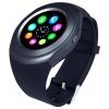 Умные часы Smarterra SmartLife R (SM-SLRNDBL), черные, купить за 1510руб.