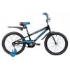 """Велосипед Novatrack 20"""" DODGER, black, купить за 11 480руб."""