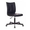Компьютерное кресло Бюрократ CH-330M/BLACK без подлокотников черный, купить за 3 690руб.
