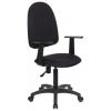 Компьютерное кресло Бюрократ CH-1300/T-15-21 черный, купить за 2 190руб.