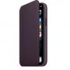 Чехол для смартфона Apple Leather Folio для iPhone 11 Pro, баклажан, купить за 10 645руб.