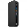 Чехол для смартфона Apple Leather Folio для iPhone 11 Pro, чёрный, купить за 9870руб.