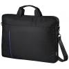Сумку для ноутбука Hama Cape Town (00101907) черная/синяя, купить за 1620руб.