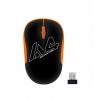 Мышь A4 V-Track G3-300N  черный/оранжевый, купить за 685руб.