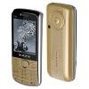 Сотовый телефон MAXVI P10, золотистый, купить за 1 420руб.
