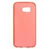 Чехол для смартфона TPU для Samsung Galaxy S7 Edge 0.5мм, красный, купить за 40руб.