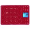 Кухонные весы Scarlett IS-565, красные, купить за 1 630руб.