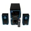 Компьютерная акустика Dialog Progressive AP-222B черный/синий, купить за 3 670руб.