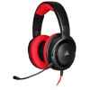 Гарнитура для пк Corsair Gaming HS35 STEREO Gaming Headset, красная, купить за 4 185 руб.