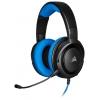 Corsair Gaming HS35 STEREO Gaming Headset, синяя, купить за 4 185руб.