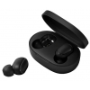 Гарнитура bluetooth Xiaomi Redmi AirDots (Mi True Wireless Earbuds Basic), TWSEJ04LS, чёрная, купить за 1 645 руб.