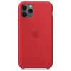 Чехол для смартфона Apple Silicone Case для iPhone 11 Pro - красный (MWYH2ZM/A), купить за 3840руб.