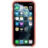 Чехол для смартфона Apple Silicone Case для iPhone 11 Pro - Спелый клементин (MWYQ2ZM/A), купить за 3700руб.