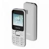 Сотовый телефон Maxvi C3 (2 SIM) Без ЗУ, белый, купить за 800руб.
