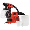 Краскопульт электрический Black &яDecker HVLP400-QS, купить за 6 055руб.