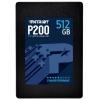 SSD-накопитель Patriot SATA3 P200 P200S512G25 512GB, купить за 4 560руб.
