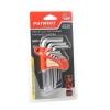 Набор инструментов PATRIOT SKH-9, ключей шестигранных с шаром, 9 шт, купить за 425руб.