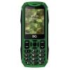 Сотовый телефон BQ-2428 Tank, зеленый, купить за 1 685руб.