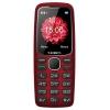 Сотовый телефон TEXET TM-B307, красный, купить за 1 735руб.
