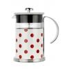 Кофеварка VITESSE VS-2623  френч-пресс , красный, купить за 1 400руб.