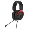 Гарнитуру для пк ASUS TUF Gaming H3 чёрно-красные, купить за 3395руб.