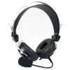 Гарнитура для пк A4Tech HS-7P черная, купить за 960руб.