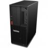 Фирменный компьютер Lenovo ThinkStation P330 Gen2 Tower (30CY002DRU), черный, купить за 102 235руб.