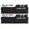 Модуль памяти G.SKILL TRIDENT Z F4-3200C16D-32GTZKW 3200MHz 2x16GB, купить за 14 505руб.
